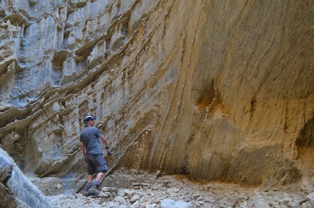 In Israel searching for droughts past and future - Phys.Org