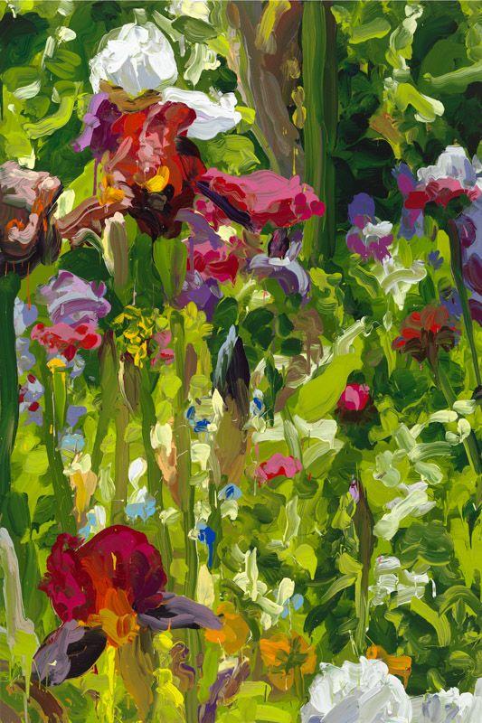 2�0�1�3� �-� �I�r�i�s� �G�a�r�d�e�n�8� � - olie op doek - � �1�6�5�x�1�1�0�c�m