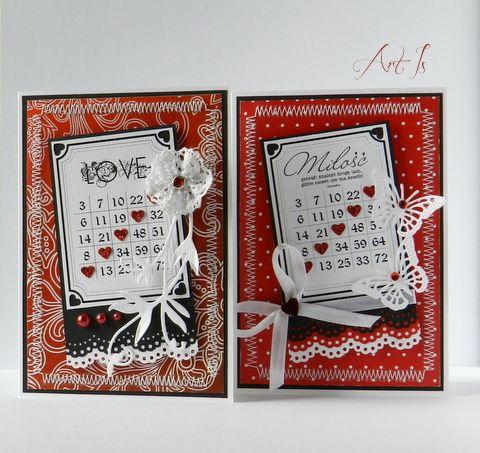 Артис ручной / izabellw - свадебные открытки, поздравительные открытки, приглашения, сувениры, книги, блокноты: День святого Валентина