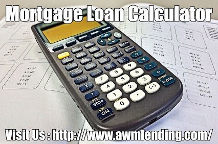mortgage rates calculator with credit score