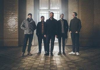 "NEWS: The alternative band, Frightened Rabbit, have announced a U.S. and UK tour, called the ""Painting of a Panic Attack 2016 Tour,"" for September, November and December.  Details at http://digtb.us/28XKBez"