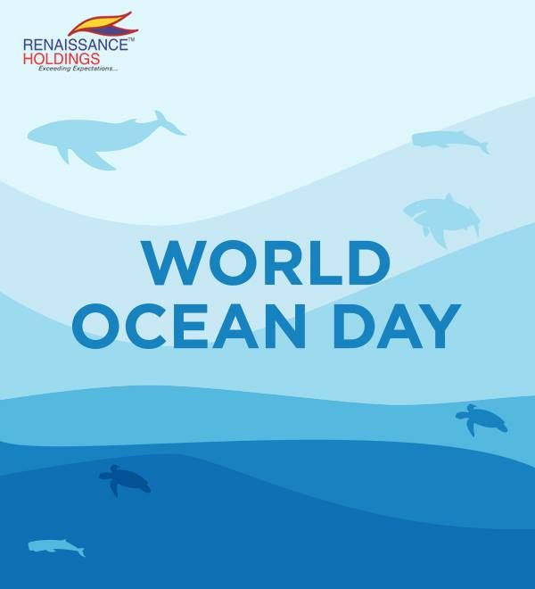 Without Ocean Life On The Earth Cannot Exist #WorldOceanDay2016 #Renaissance
