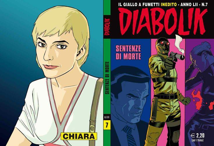 Best diabolik il re del terrore images on pinterest