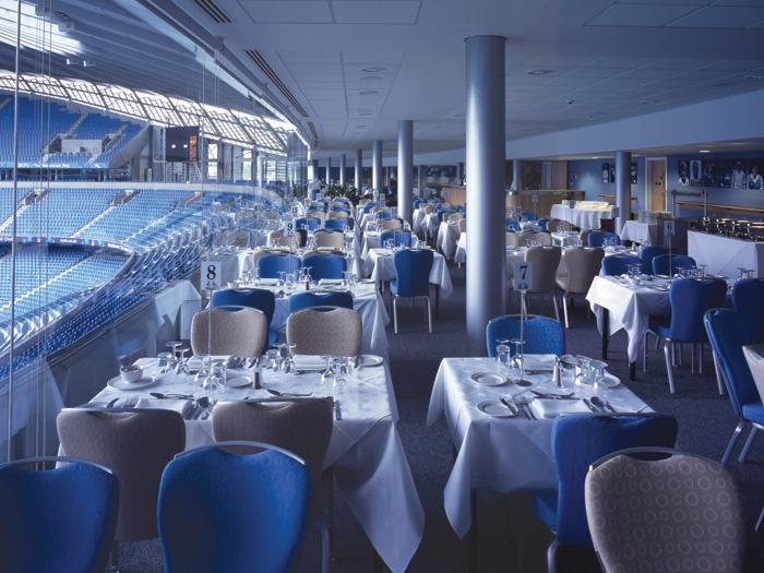 City of Manchester Stadium #MCFC #Football #Stadia #Interiors