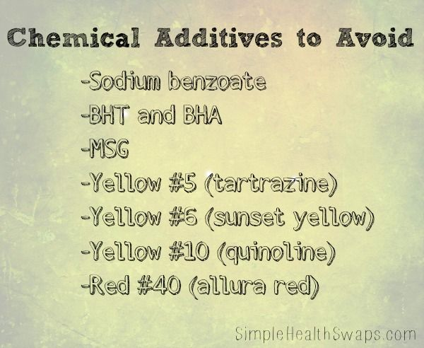 Natural Remedies for ADHD | Simple Health Swaps  This is an awesome article!