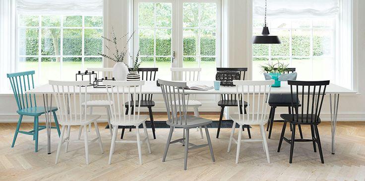 Det rigtige bord til lejligheden | IDEmøbler