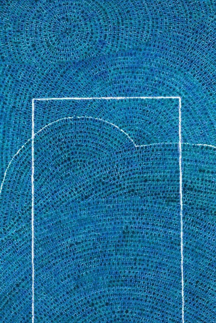 Kim Whanki (1913-1974) <br /><i>2-V-73 #313</i>, 1973 <br />Dated, signed and titled on verso <i>2-V-73 #313 Whanki New York</i> <br />Oil on canvas <br />59 x 40in. (150 x 101.5cm.) <br />