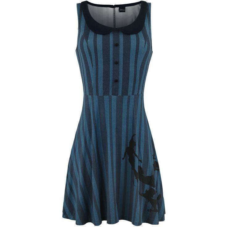 Wallpaper Dress - Korte jurk van Peter Pan