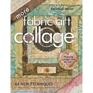 another winner by my friend Rebekah-filled with wonderful ideasRebekah Meier, Art Collages, Mixed Media, Features Lutradur, Fabric Art, Embellishments Features, Fabrics Collage, Surface Design, Fabrics Art