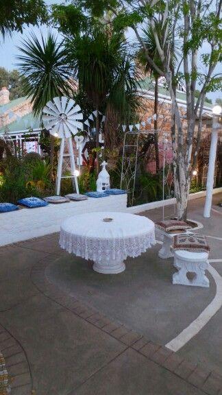Love and romance:  weddings in Cullinan