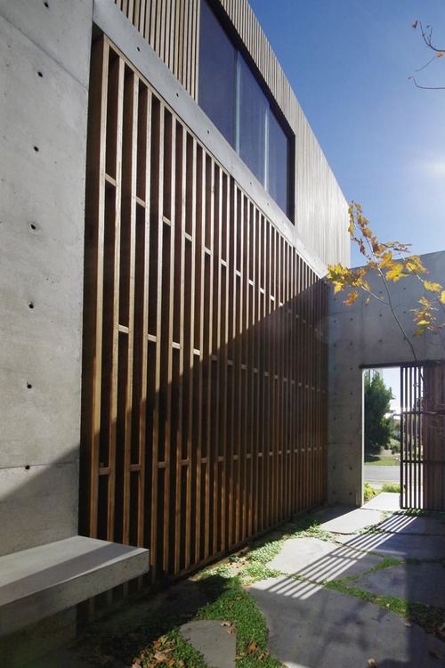 Concrete House, Torquay :: Auhaus Architecture & Interiors