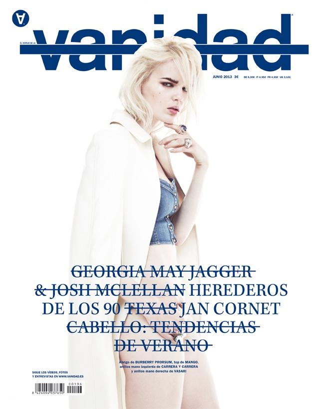 Cover vanidad magazine 196
