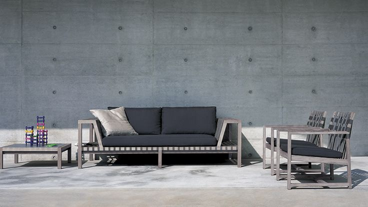 Modern Outdoor Furniture In Perth Contempo 1 Lounges