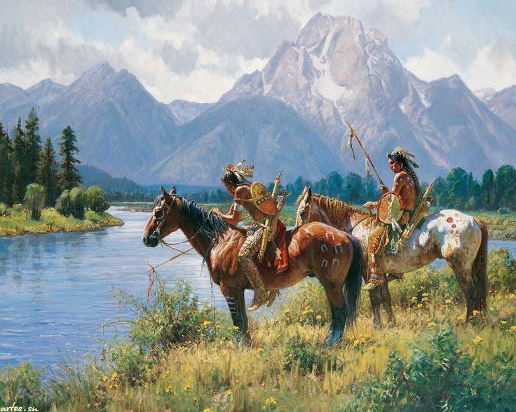 native american art | Native American Art by Martin Grelle - Desktop Wallpaper