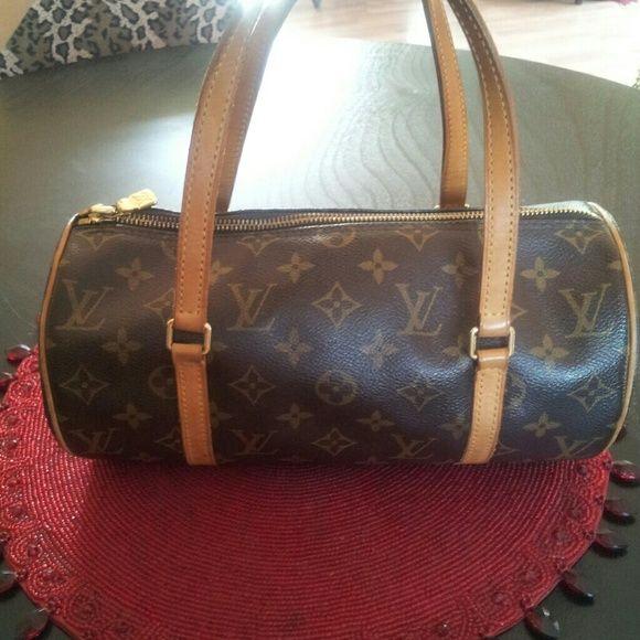 Louis Vuitton  authentic great condition Trade? For Gucci Boston black? Louis Vuitton Bags