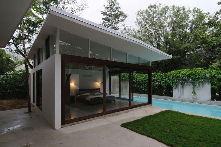 Google Image Result for http://cdn.home-designing.com/wp-content/uploads/2012/07/Poolhouse-bedroom-floor-to-ceiling-windows.jpeg