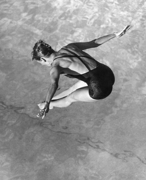American Olympian Paula Jean Myers-Pope took Rome by storm in 1960 with her dazzling diving performance.
