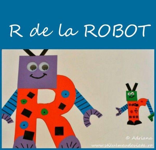 R de la ROBOT