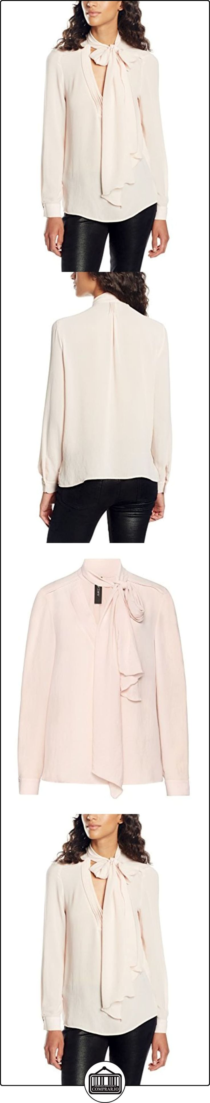Marc Cain Collections Fc 51.41 W30, Blusa para Mujer, Beige, 46  ✿ Blusas y camisas ✿