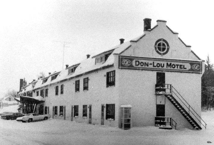 Don~Lou Motel