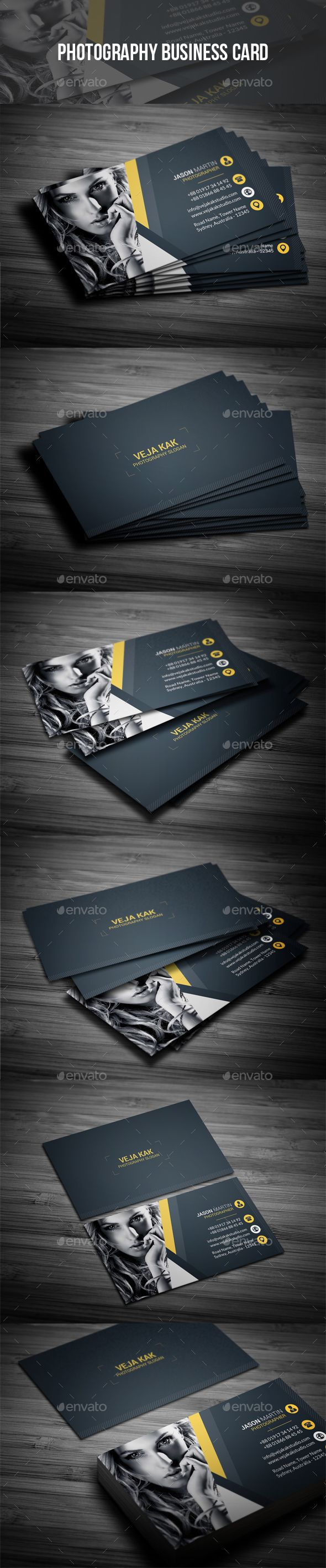 The 25 best photographer business cards ideas on pinterest photography business card magicingreecefo Gallery