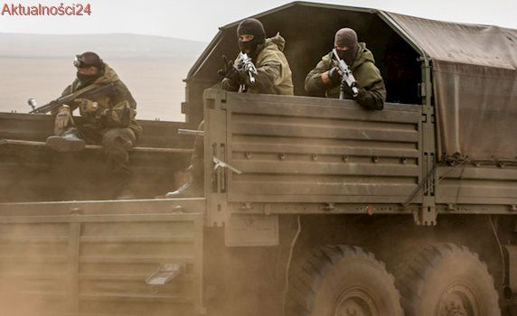 Generał Rudskoj: rosyjskie siły specjalne kluczowe w Syrii