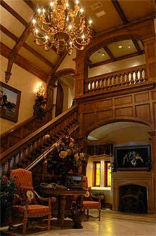 English Manor House Style Foyer All Things English Pinterest