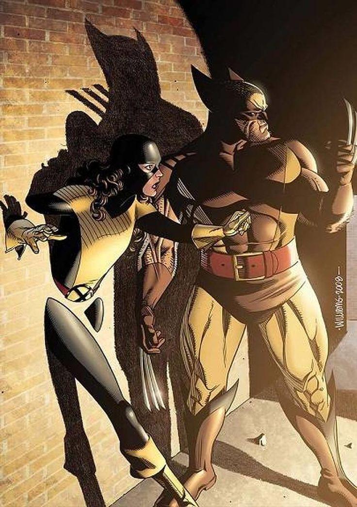 Wolverine x Lince Negra