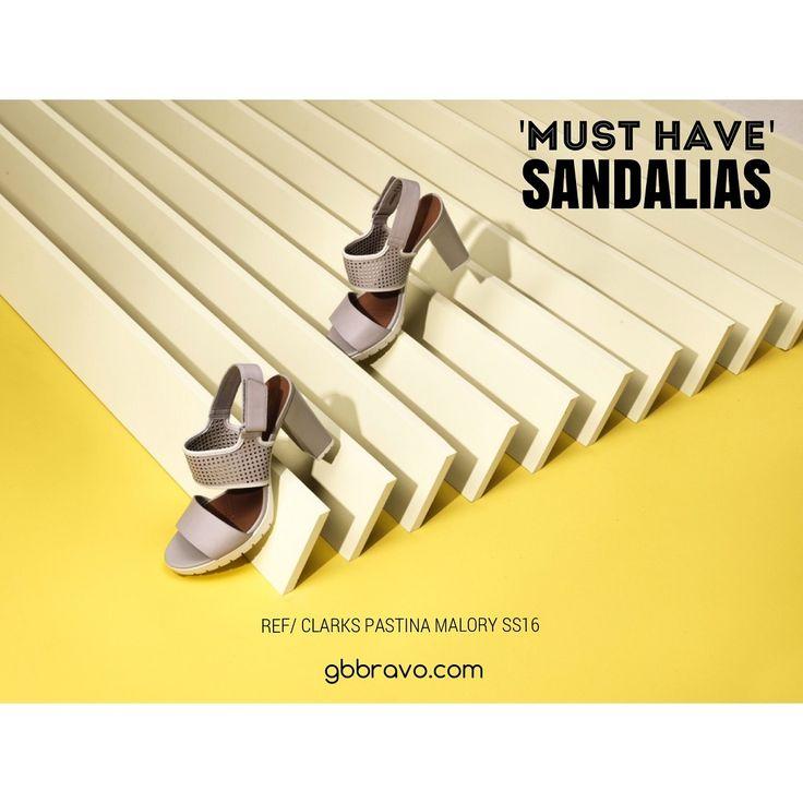 'MUST-HAVE' DE TEMPORADA | Sandalias de tacón ancho. Siempre a la moda con gbbravo·com - Ver modelos ▶ http://goo.gl/e40mFV #musthave #tendencias #sandalias