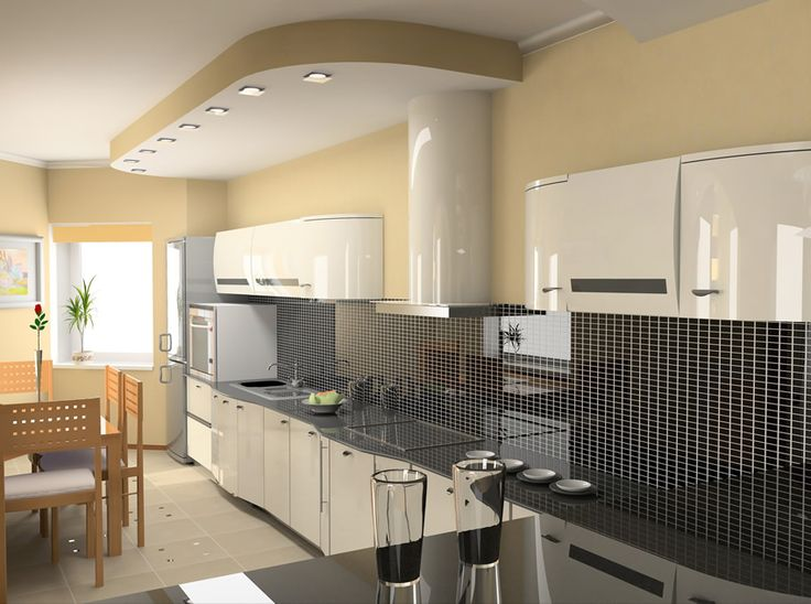 37 L Shaped Kitchen Designs U0026 Layouts (Pictures) Part 46
