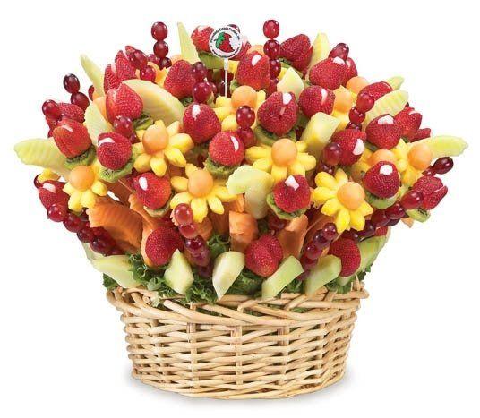 best 25 fruit flower basket ideas on pinterest garden. Black Bedroom Furniture Sets. Home Design Ideas