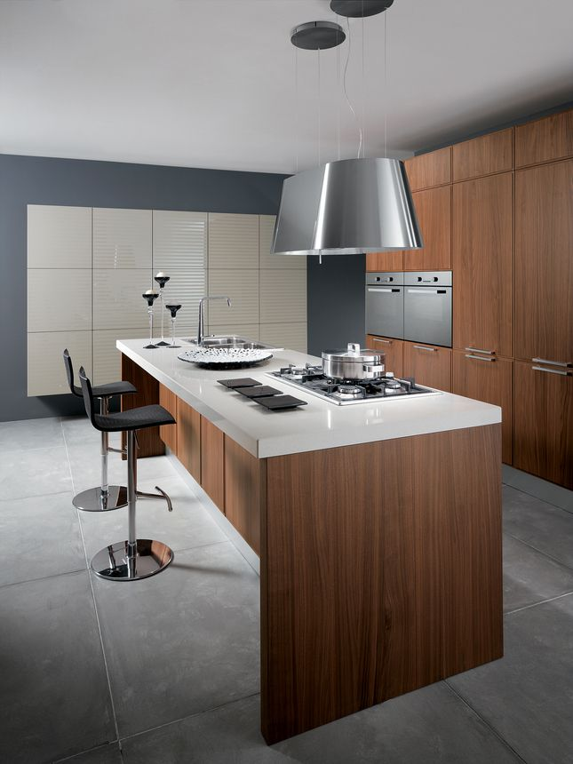 Beautiful The Floor To Ceiling Storage And Simple Finishes In Scavoliniu0027s Reflex  Kitchen Leave Plenty Nice Ideas