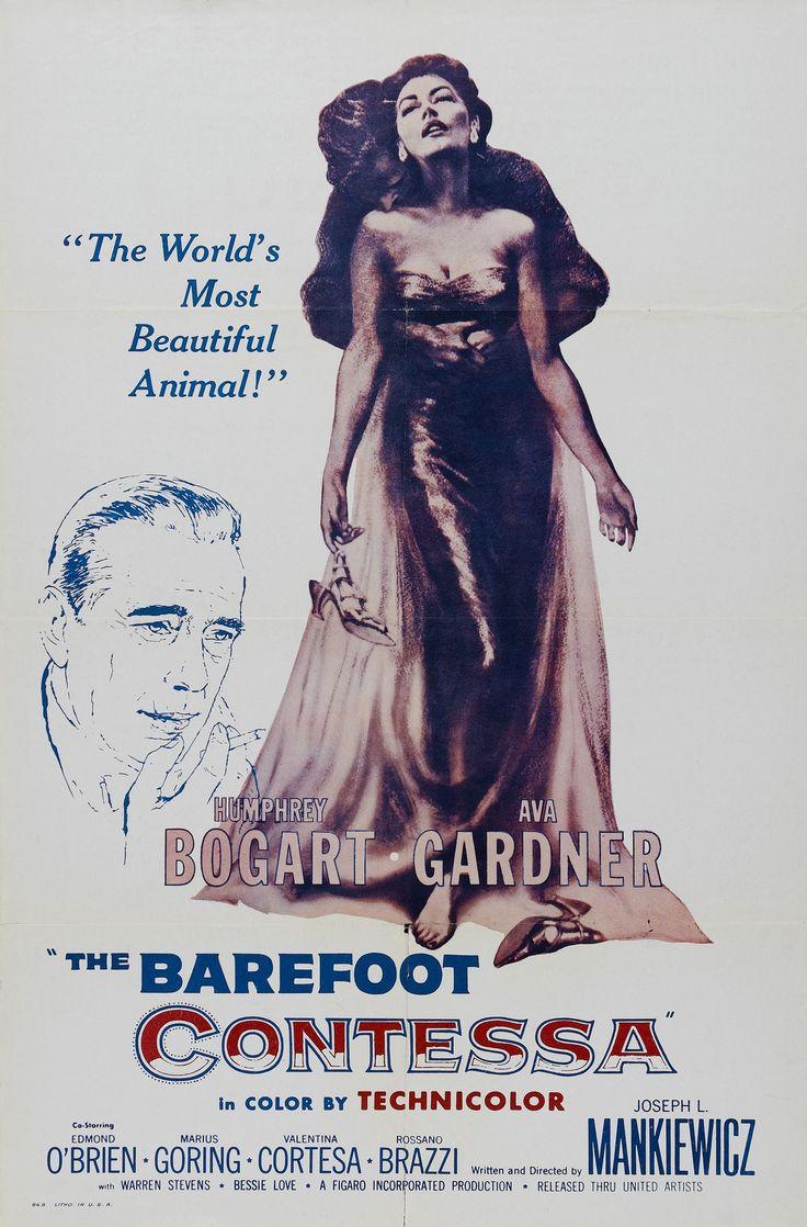 La Condesa Descalza (The Barefoot Contessa), de Joseph L. Mankiewicz, 1954