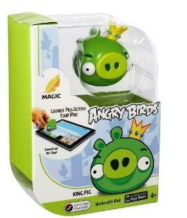 Amazon: Angry Birds King Pig only $5.61 shipped!