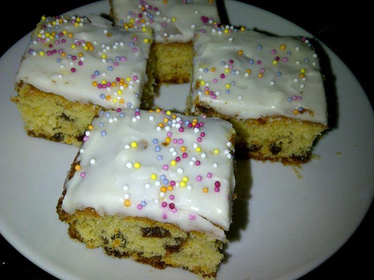 Mary Berry Lemon And Sultana Cake