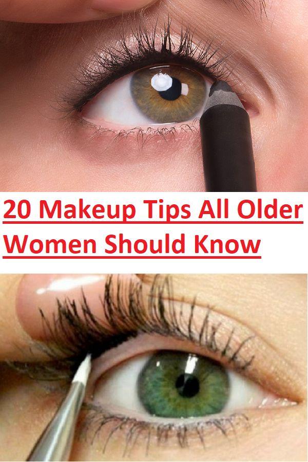 20 Makeup Tips All Older Women Should Know (Slideshow)