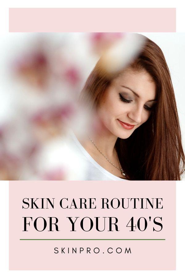 Hautpflegeroutinen für 40-Jährige müssen leistungsstarke Anti-Aging-Produkte enthalten … – Anti Aging Beauty
