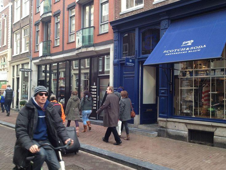 Your Next Amsterdam Souvenir: A Pair of Jeans