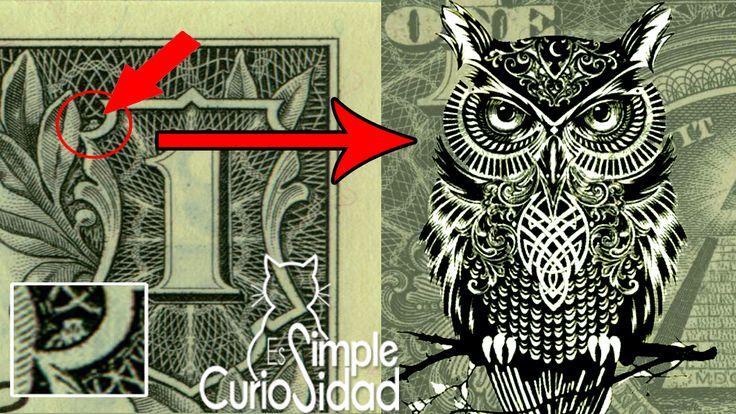 el buho en el billete de un dolar, la piramide, los mazones, los billete de 100, el aguila en el billete de un dolar, curiosidades sobre los dolares, convertidor de dolares, personajes en los billetes de 1 dolar, 20 dolares, 100 dolares,