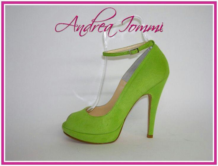 Verde Pigliaru Mela it Tacco Scarpe fH5w6f 4d281d8367b