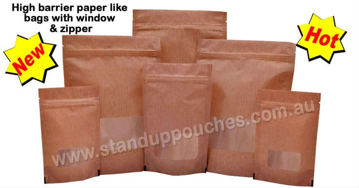 Our #HighBarrier films are used in the production of #StandUpPouches, which enhances the feature of pouches standing unattended on shelves,   we provide #StandUpBags with the ability to withhold heavier weight capacities.
