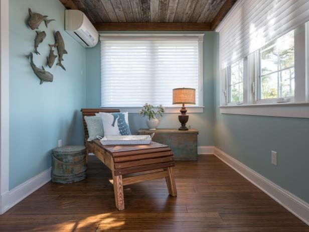The experts at HGTV.com share the pros and cons of ductless cooling and heating. >> http://www.hgtv.com/design-blog/clean-and-organize/why-i-decided-not-to-get-central-ac?soc=pinterest