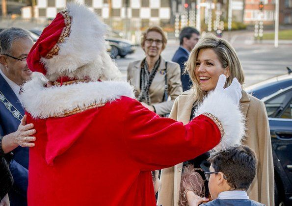 Queen Maxima attended Christmas Music Gala 2017