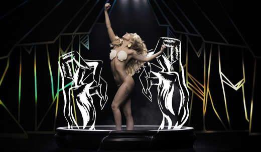 Videoclip: Lady Gaga - Applause  http://www.emonden.co/videoclip-lady-gaga-applause