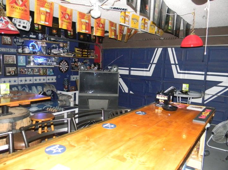 Dallas Cowboys Man Cave Bar : Best images about cool interiors on pinterest custom