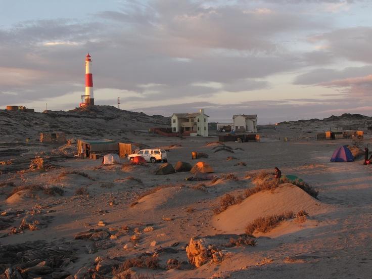Diaz point, Lüderitz