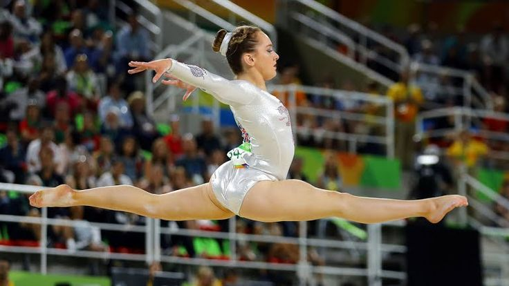 Amy Tinkler, Olympic Gymnast 2016