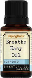 Breathe Easy Essential Oil Blend 1/2 oz (15 ml) Dropper Bottle