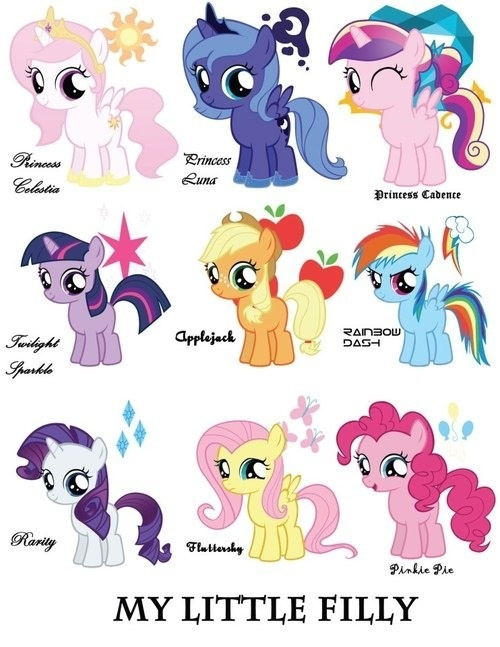 Pin My Little Filly Pony Friendship Is Magic 25273777 900 ...