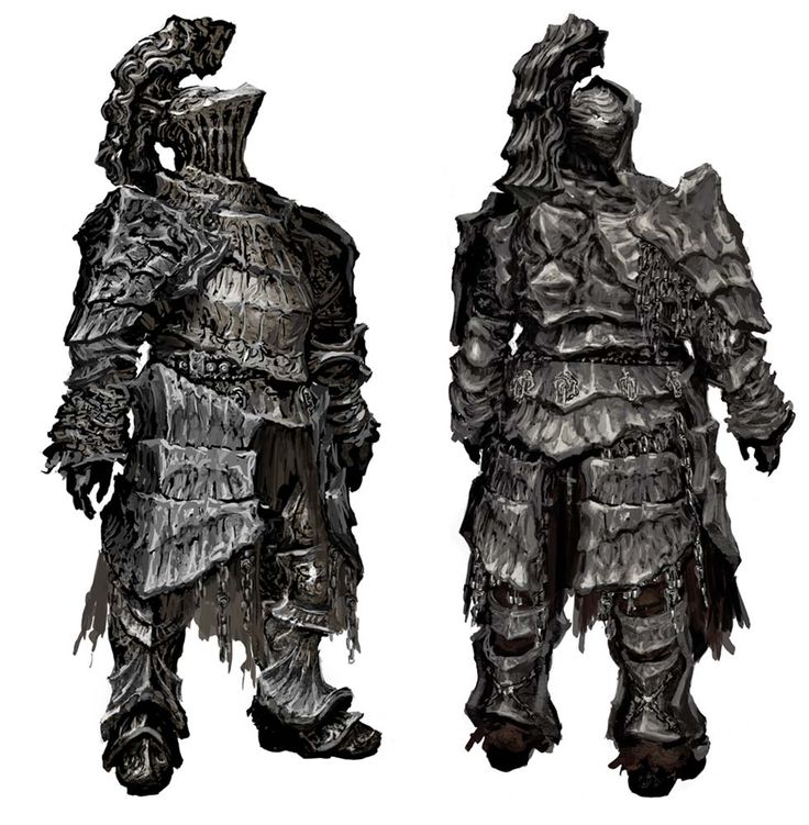 Havel the Rock - Pictures & Characters Art - Dark Souls